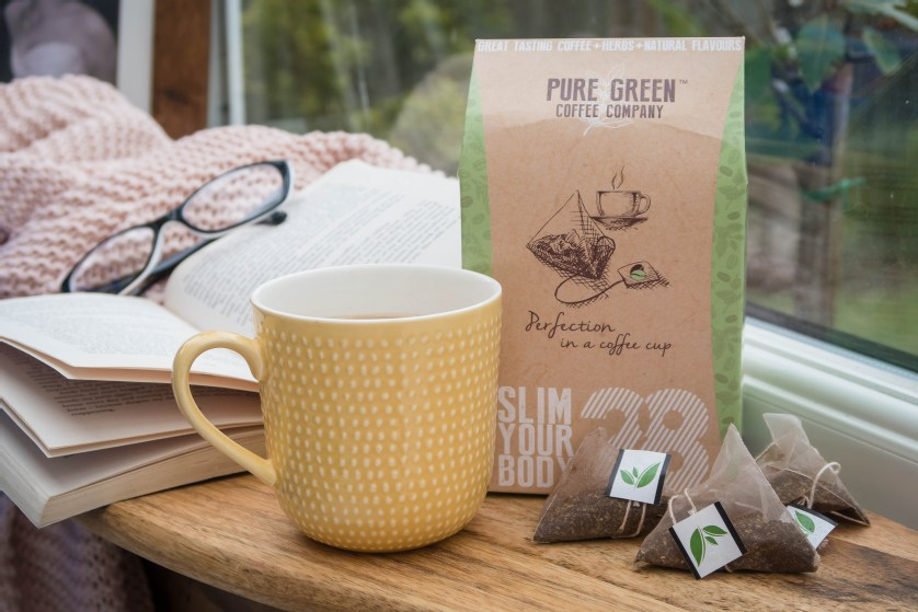 Pure Green Coffee – Review and Giveaway
