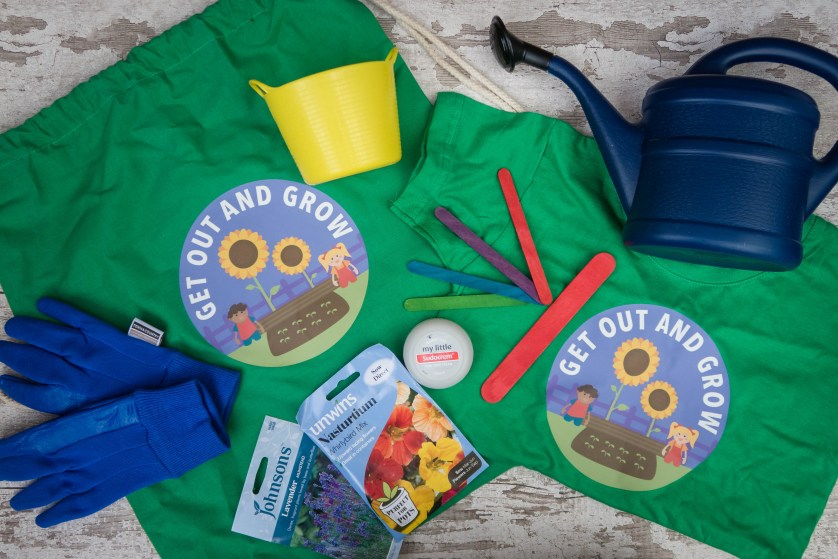 Get Out and Grow with Sudocrem – Giveaway