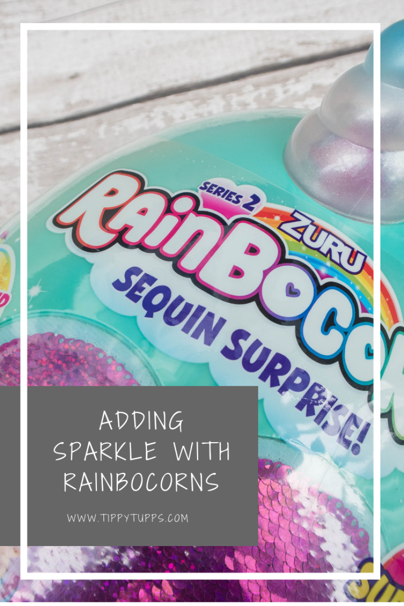 The new Rainbocorns Sequin Surprise which launch today are a supersized squishy, adorable soft toy with a bright unicorn mane, sparkly horn and butterfly hair. What's not to love?