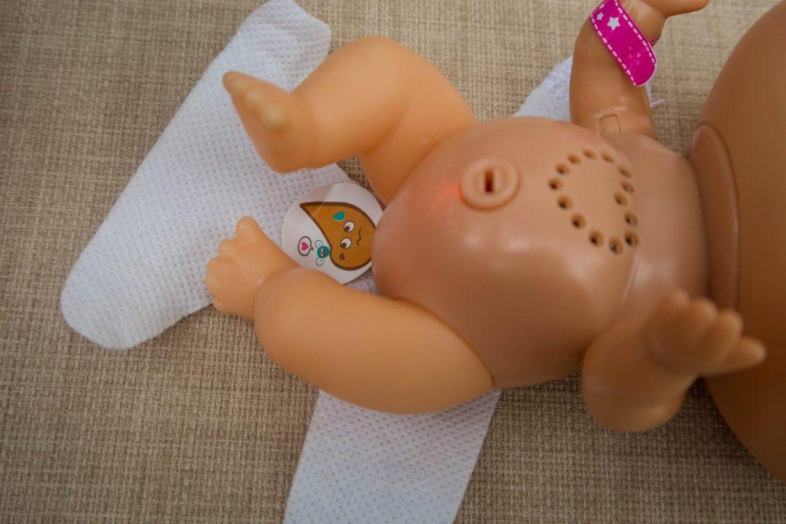 A Bellies poo!