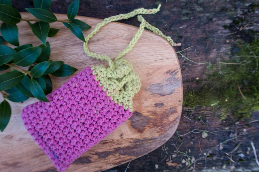 Crochet Soap Saver – Free Pattern