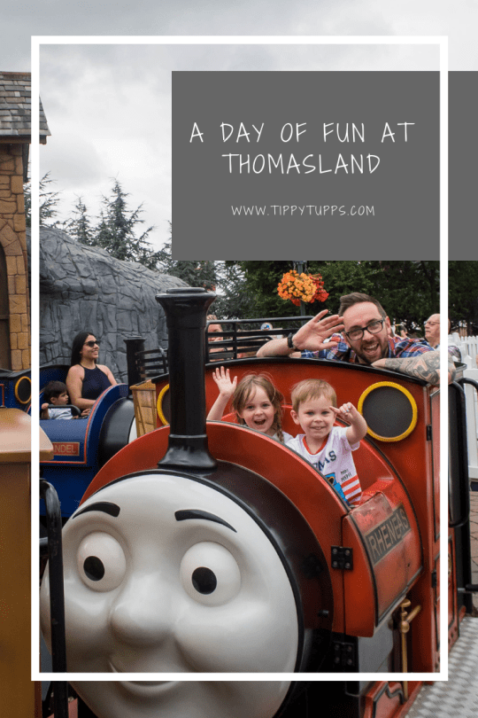 With a little man who is both dinosaur and Thomas mad in equal measure, there was no doubt that we were headed to Thomas Land for the day at some point. Here's what we loved about the day