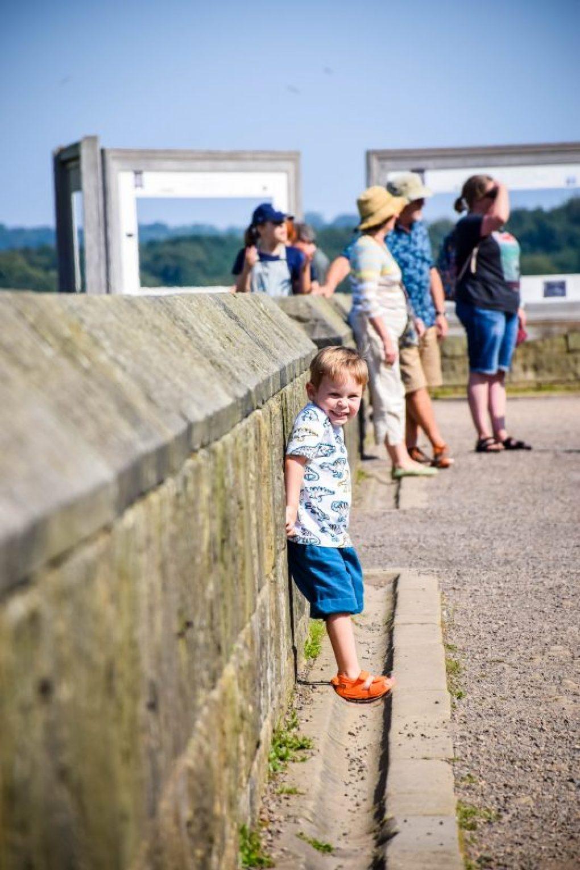 Exploring Alnwick Castle