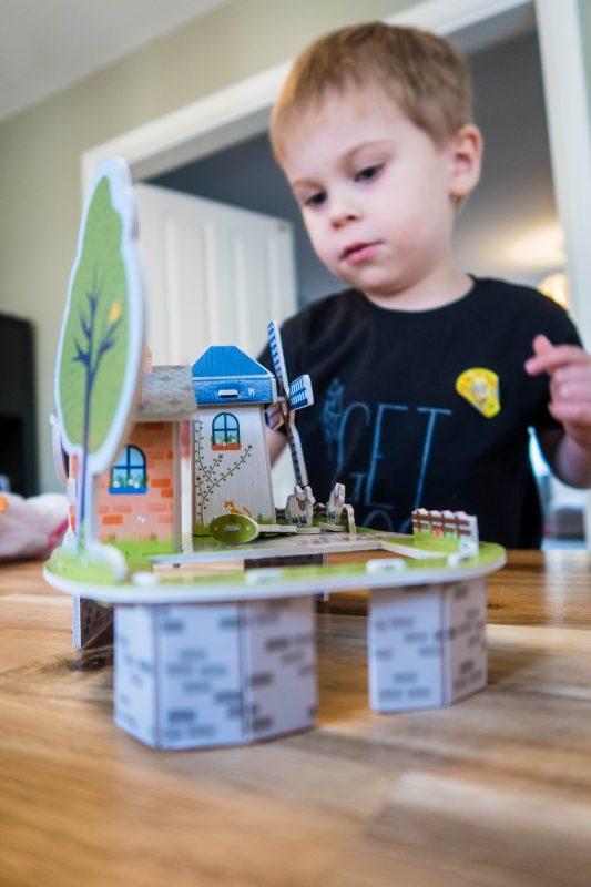 Half term crafts - small world play