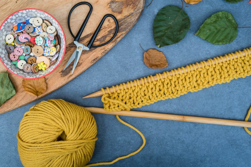 Knitting kit: the Knit Kit Company challenge (and giveaway)