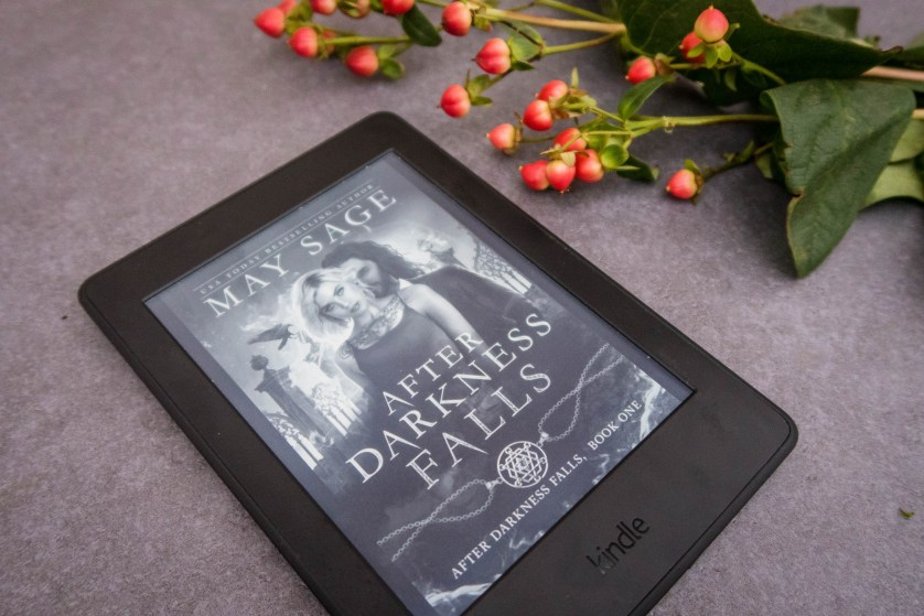 After Darkness Falls Series by May Sage