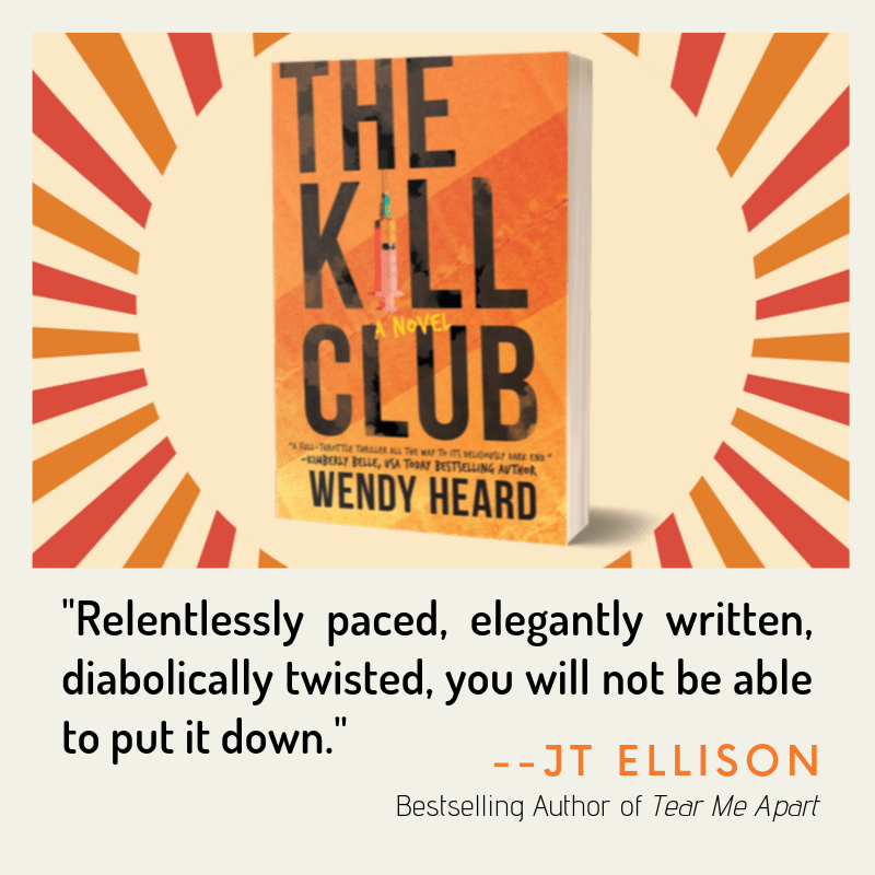 The Kill Club by Wendy Heard - review