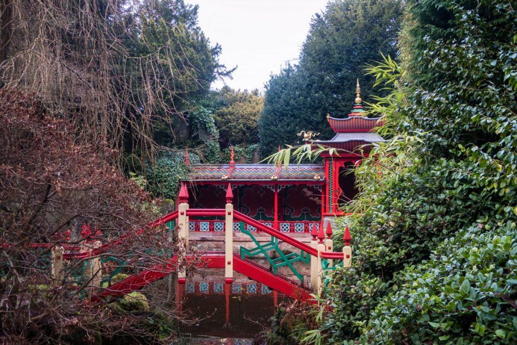 China at Biddulph Grange Gardens