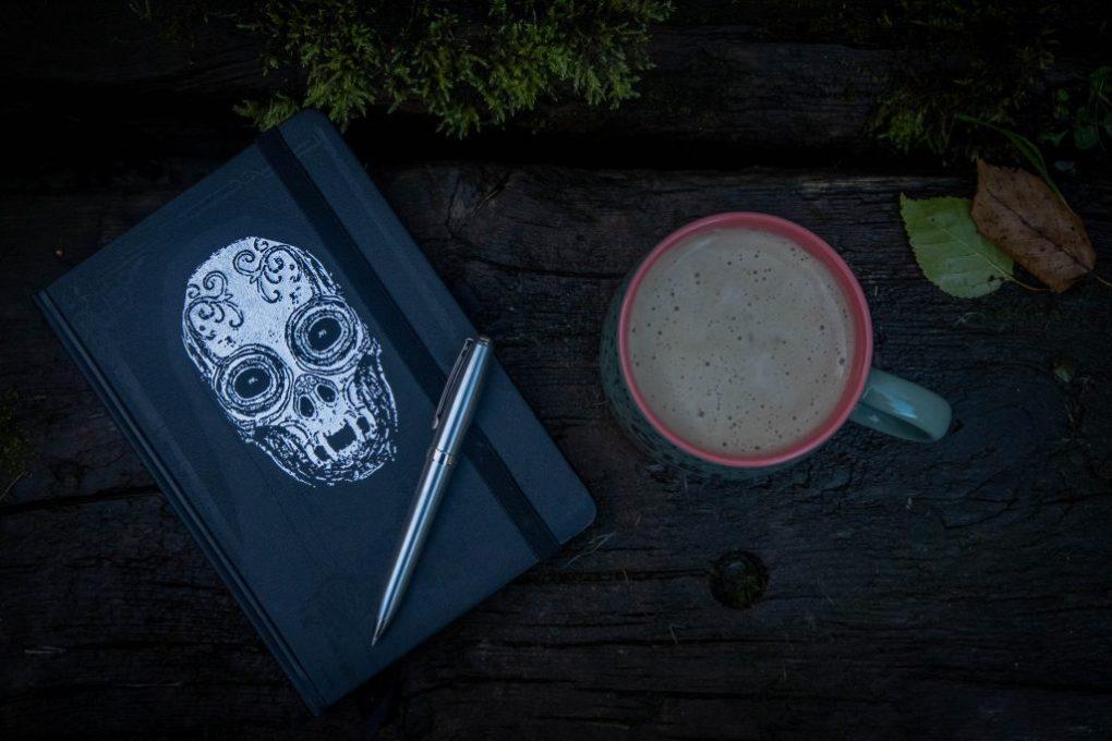 The Dark Arts notebook