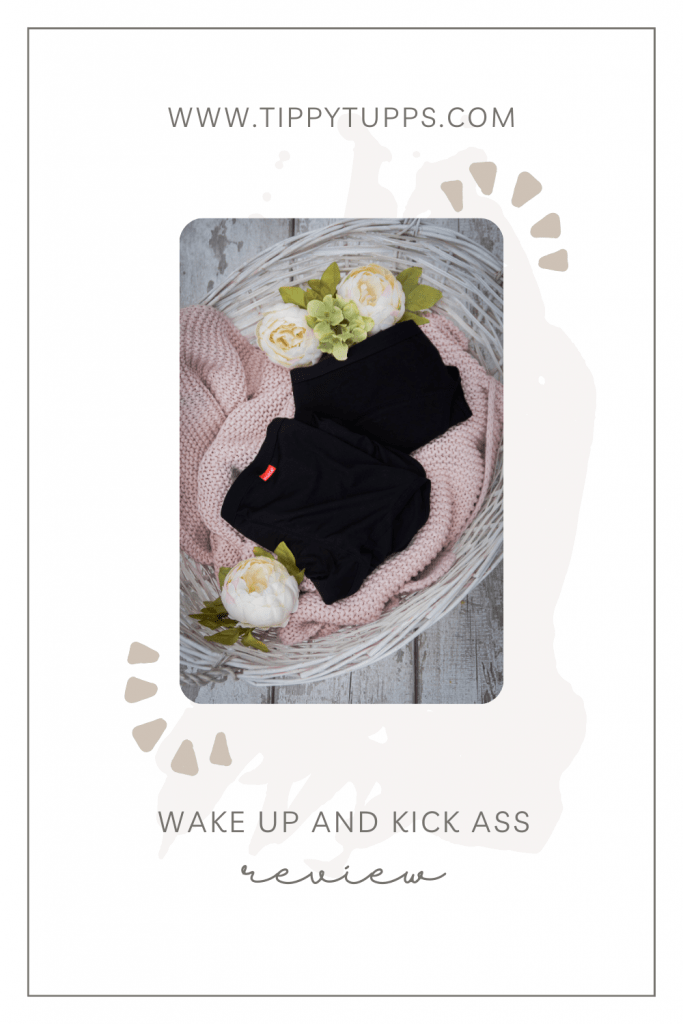 Short for Wake Up Kick Ass, WAKA are on a mission to break taboos around periods while creating comfortable and eco-friendly period underwear.