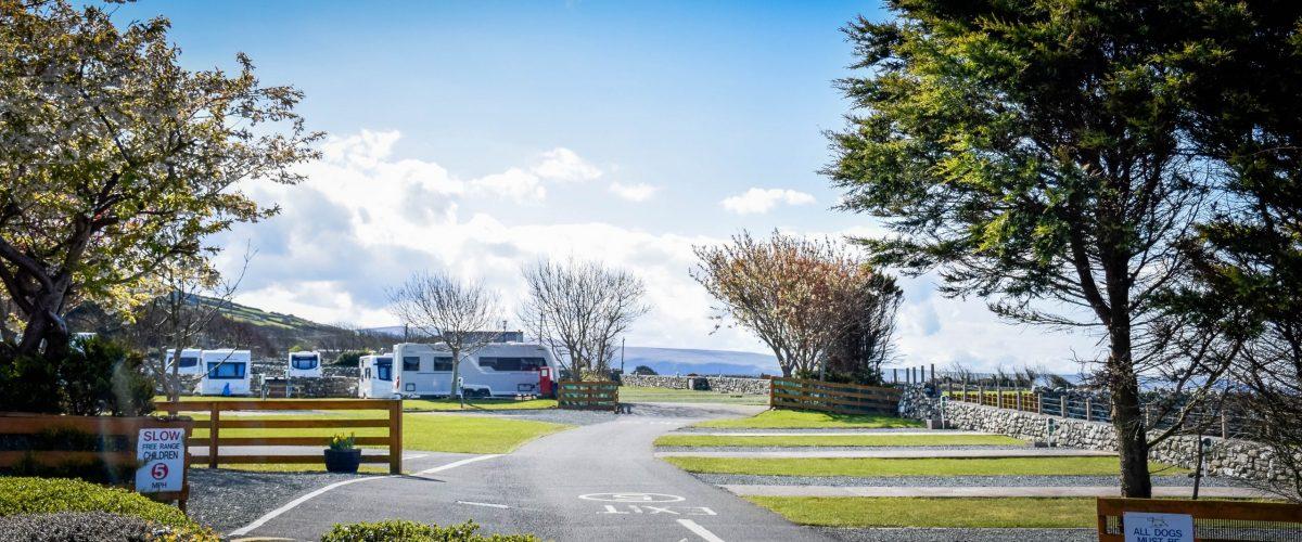 Trawsdir Touring Caravans and Camping Park | Gwynedd