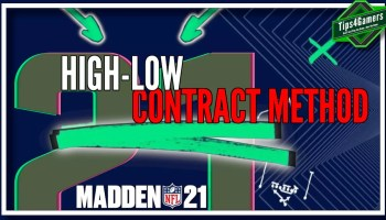 High-Low Madden 21 Contract Negotiation Tips