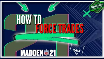 How to Force Trades in Madden 21