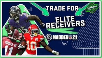 how to trade for fast elite wide receivers