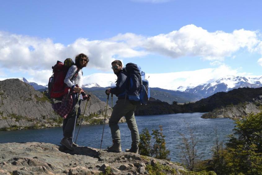 """Guida definitiva al trekking """"W"""" di TORRES DEL PAINE"""