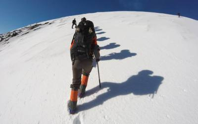 PUCÓN: guida alla scalata del vulcano Villarrica ed al Parco Huerquehue
