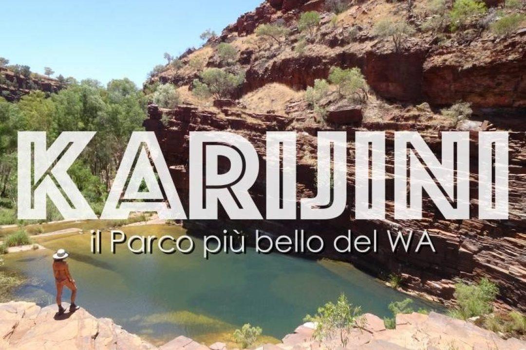 Copertina articolo Karijini, il Parco più bello del Western Australia