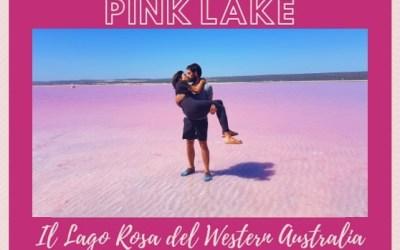 PINK LAKE (Hutt Lagoon), l'indescrivibile Lago Rosa del Western Australia