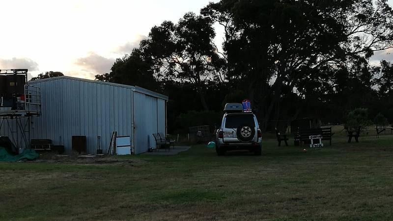 La nostra casa-container nelle campagne di Albany