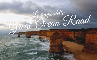Le tappe della GREAT OCEAN ROAD, da Bay of Islands ai 12 Apostoli