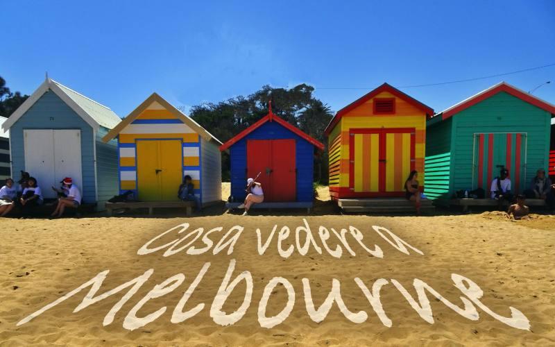 Cosa vedere a MELBOURNE, le migliori attrazioni della capitale del Victoria