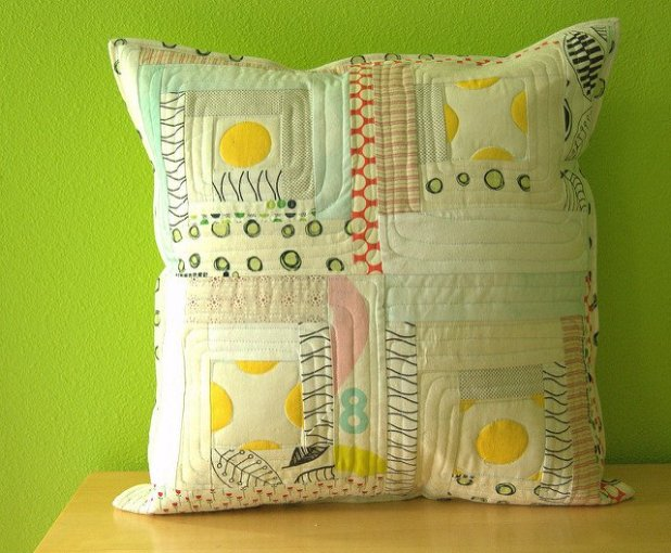 Make pillow covers