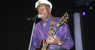 Top 10 Chuck Berry Songs