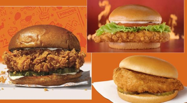 Popeyes Goes All-Out