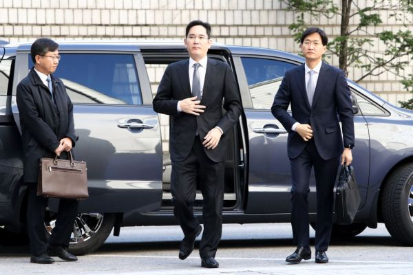 court denies prosecutors' arrest warrant request for Samsung heir Jay Lee – TechCrunch