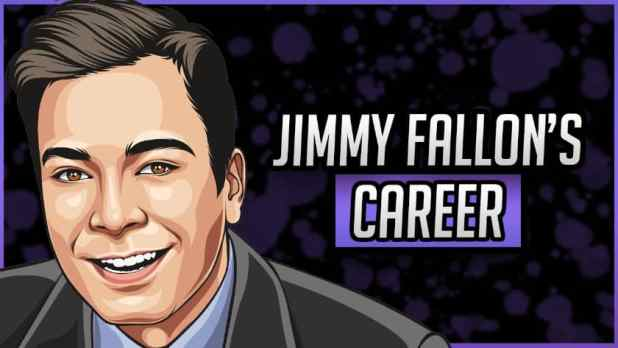 Career of Jimmy Fallon