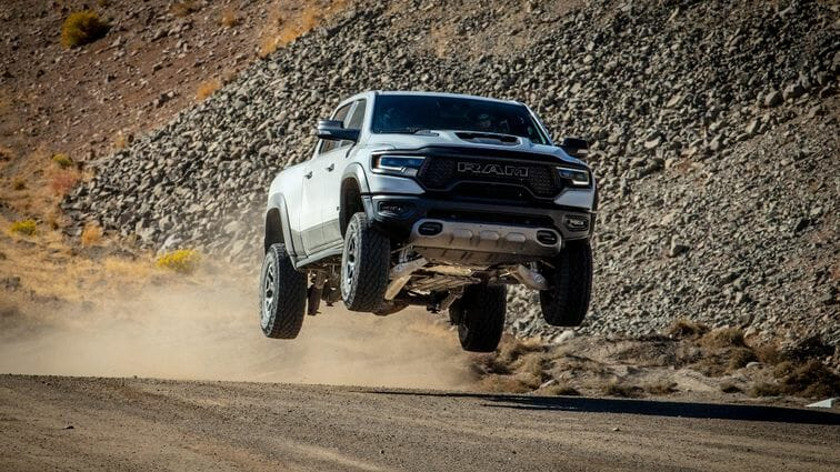 2021 Ram 1500 TRX first drive review: Yep, we got it airborne