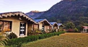 Garuda Chatti River Resort
