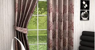 Modern Eyelet Curtain Designs