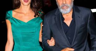 """George Clooney Shares How His Wife Amal """"Changed Everything"""" for Him"""