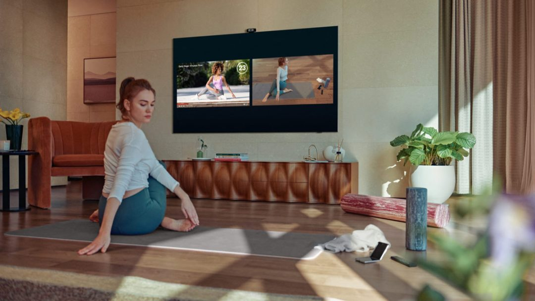 samsung neo qled tv smart trainer