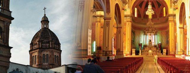 catedral de la inmaculada concepcion, lugar turistico de tamaulipas, mexico