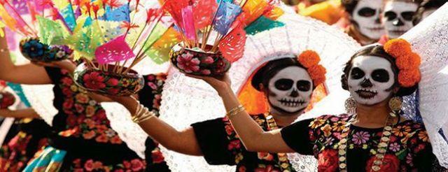 dia de muertos, tradicion mexicana