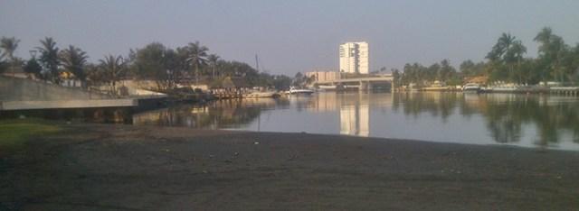 playa isla del amor, veracruz, mexico