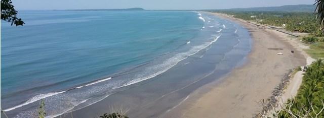 playa bahia de matanchen, nayarit, mexico