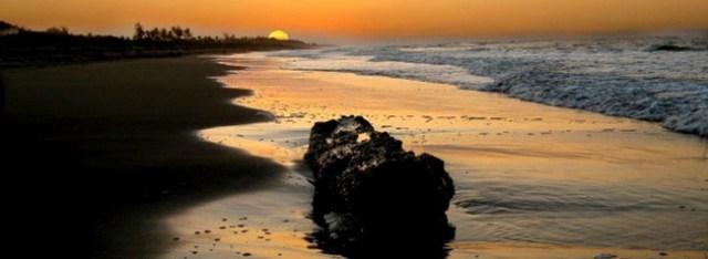playa las palmitas, veracruz mexico