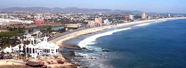 playa mazatlan, sinaloa, mexico