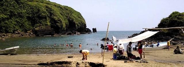 playa punta roca partida, veracruz, mexico