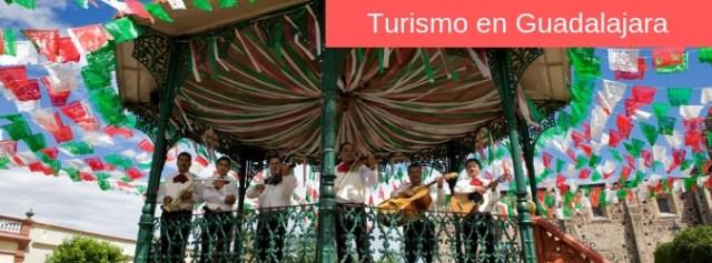 16 Lugares Turísticos de Guadalajara
