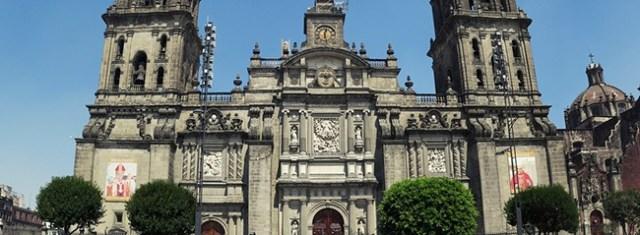 catedral metropolitana, o catedral de la asuncion de maria santisima, lugar turistico de guadalajara, mexico