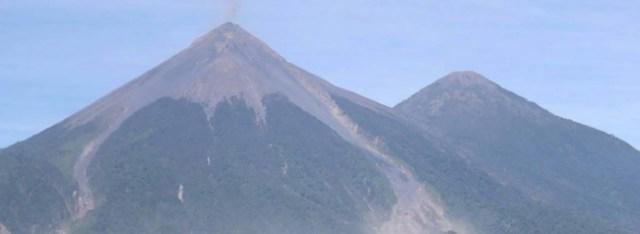 volcan de fuego, lugar turistico de guadalajara, mexico
