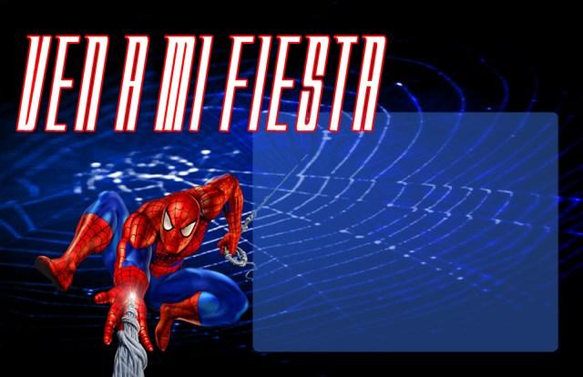 spiderman black