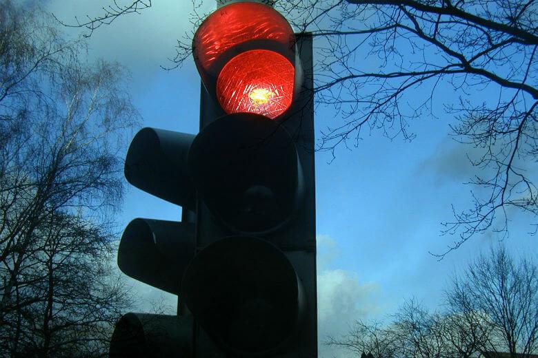 rood stoplicht