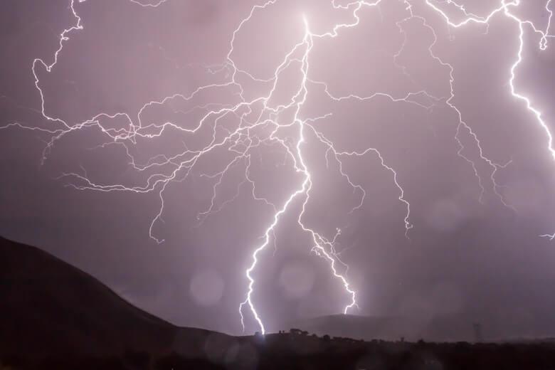 zware onweersbuien