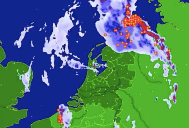 weerapps buienradar weersvoorspelling