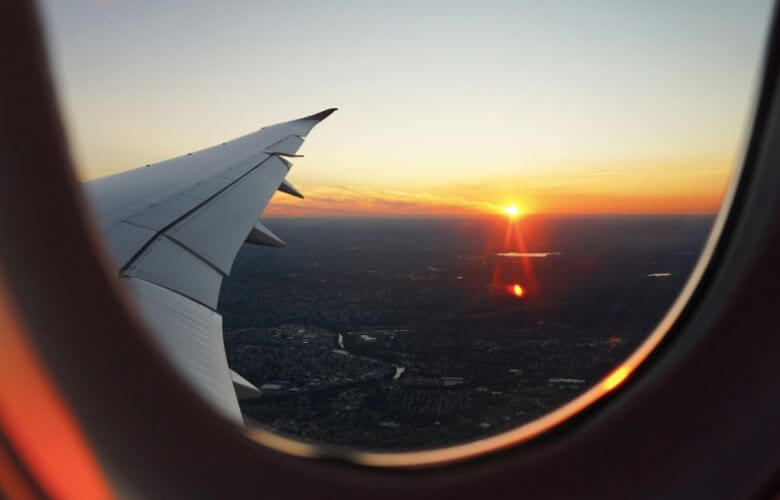 vliegen vliegangst vliegtuig tips